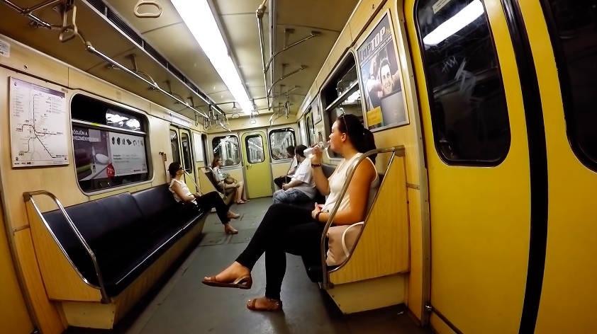 Metro Karte Budapest.Budapest U Bahn Karte Ungarn