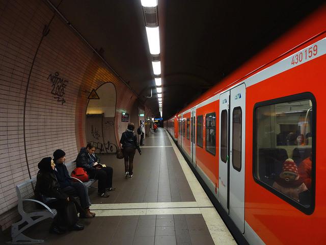 train station frankfurt