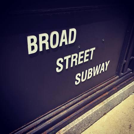 Phila Subway Map.Subway Philadelphia Metro Map United States
