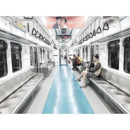 Subway : Mapa del metro de Seul, Corea del Sur