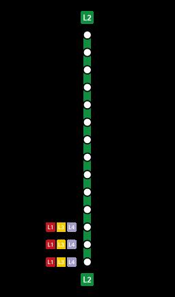 TRAM - Metropolitano de Alicante Termómetro L2
